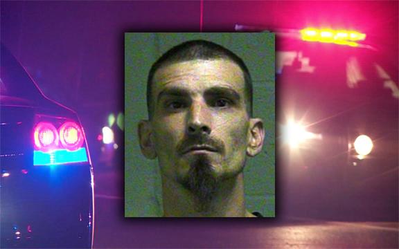 Danny Roach, Oklahoma County Jail