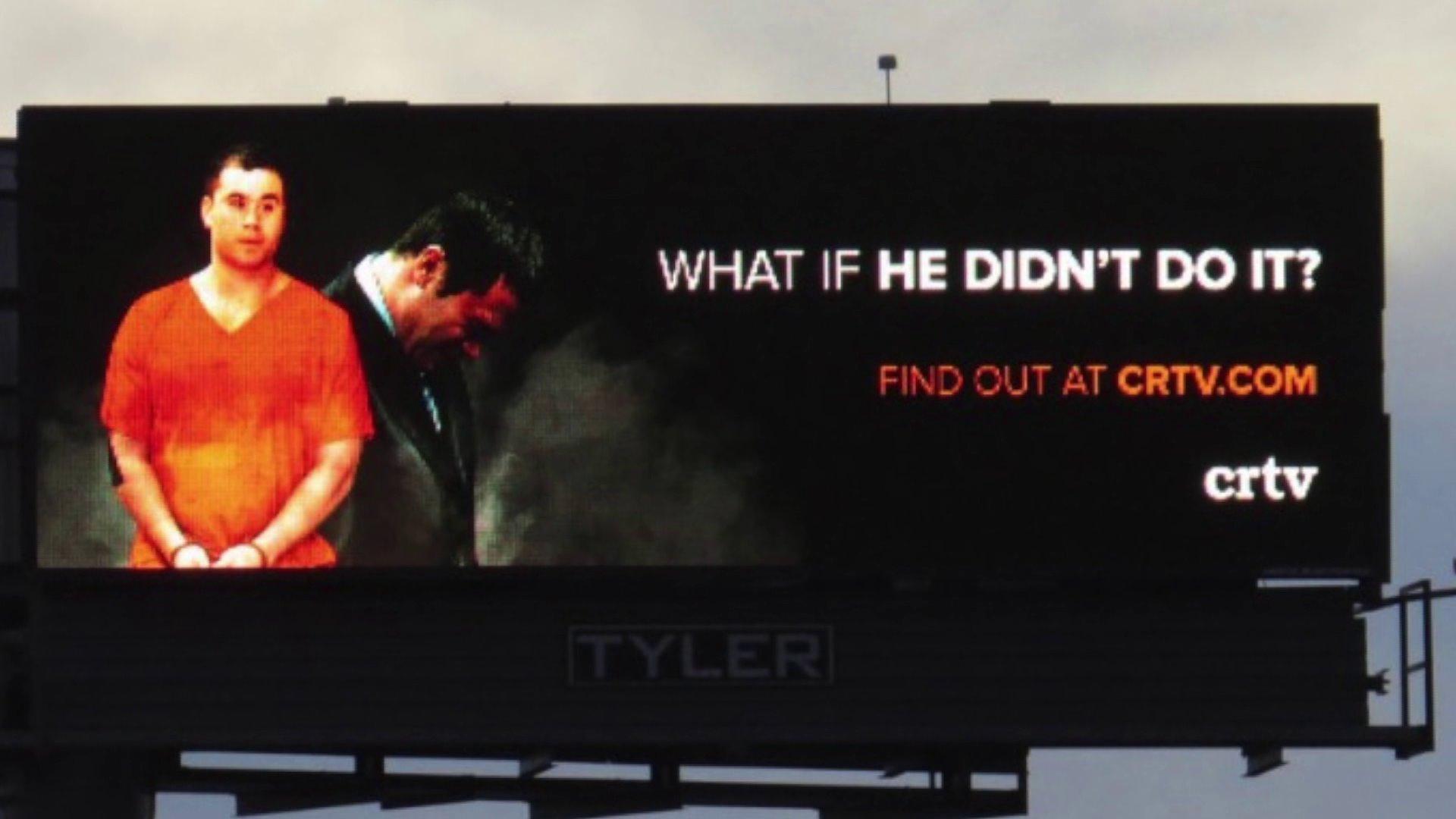 Holtzclaw billboard