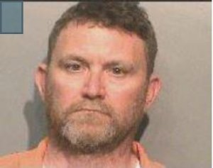46 year old Urbandale resident Scott Michael Greene is being sought by investigator for shooting of 2 Des Moines police officers Credit:Des Moines PD