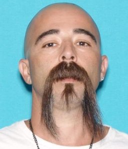 David Machado wanted for the fatal shooting of a Stanislaus County Sheriff Deputy. Credit: Vacaville Police