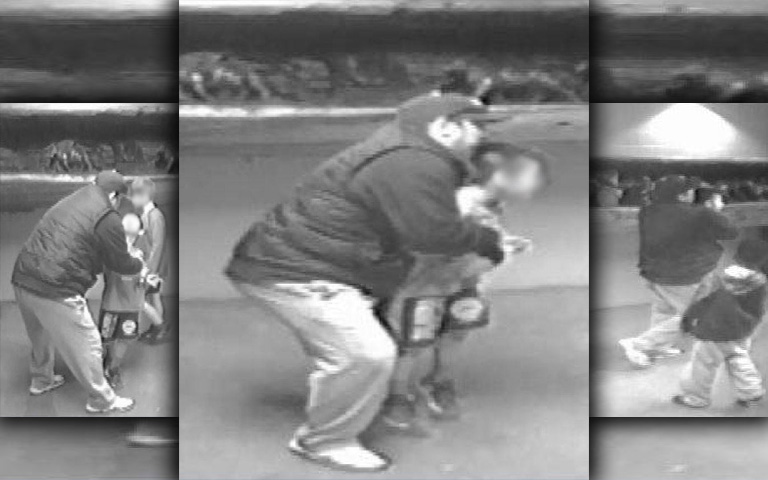 Man allegedly attempted to abduct 8-year-old from State Fairgrounds. Picture from OKCPD