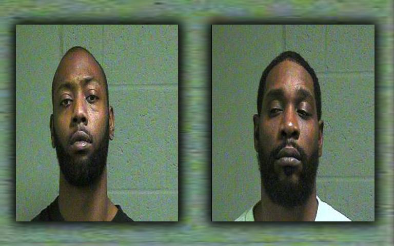 Alphonso Sauls and Anthony Warner, Oklahoma County Jail
