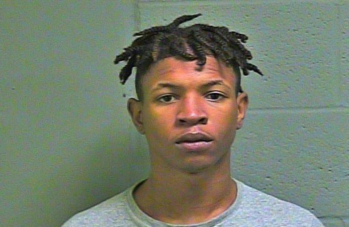 Courterris Swain, Oklahoma County Jail
