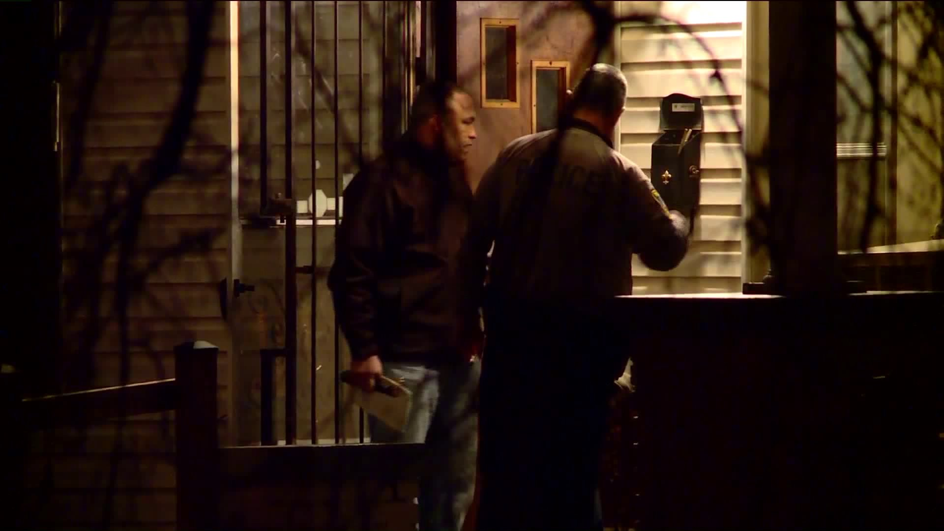 78-year-old woman shot on her front porch in N.E. Oklahoma City