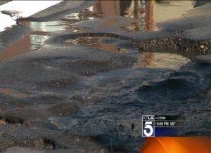 LA City Council Considers Pothole Tax