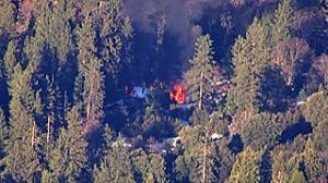 Owner of Cabin Used as Dorner's Hideout Talks About Shocking Standoff