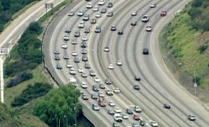freeway-aerial-shot