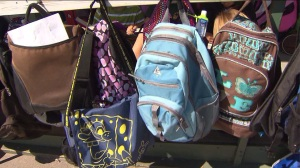 filephoto Students Backpacks School LAUSD