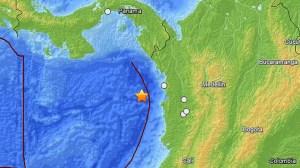 Columbia Quake