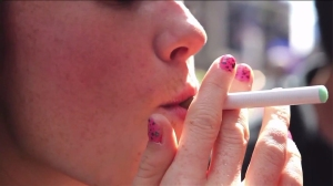 E-Cigarette-Smoking