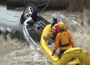At least 3 dead in Colorado flooding