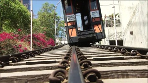 Angels Flight Derail
