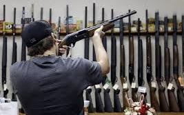 gun-pointing