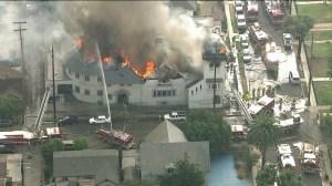 Church-Fire-Los-Angeles