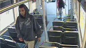 Culver City Assault Grope Groping Suspect