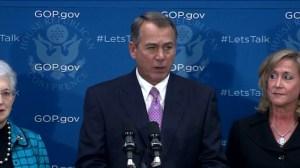 filephoto John Boehner Speaker House