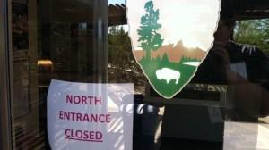 Joshua Tree Closed
