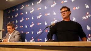 Don Mattingly Dodgers LA Times One Time Use Link Off