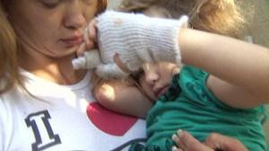 Santa Monica Pit Bull Girl Attacked