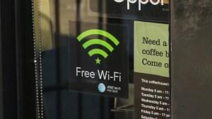 filephoto Free Wi-Fi Internet