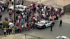 Loren Miller Elementary School Lockdown