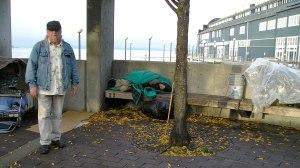 Homeless, Mike, Momany