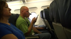 Cell Phone Usage on Airplanes