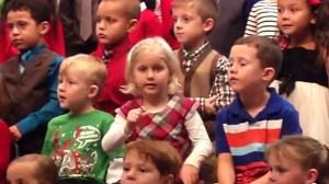 holiday christmas play girl sign language youtube