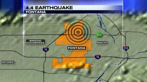 fontana-earthquake-map
