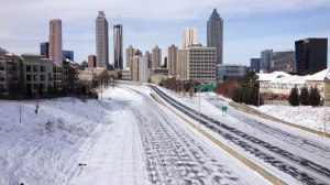 snow storm south atlanta