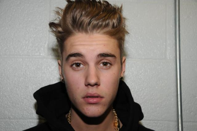 Justin Bieber arrest photos – shows tatoos