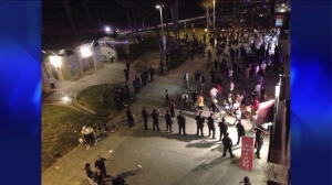 Venice_Drum_Circle_Turns_Violents