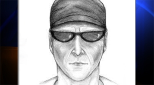 Man sought in attempted abduction in Santa Monica parking garage. (Credit: Santa Monica Police Department)