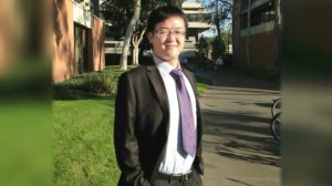 Xinran Ji was killed while walking back to his off-campus apartment near USC on July 24, 2014.