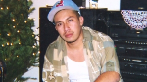 Omar Abrego is seen in this photo provided to KTLA by family members.