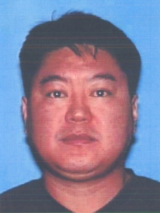 Joo Hwan Lee, 48, of El Segundo, was killed when his vehicle was washed into swollen waters during torrential downpours on Mount Baldy on Aug. 3, 2014. (Credit: DMV)