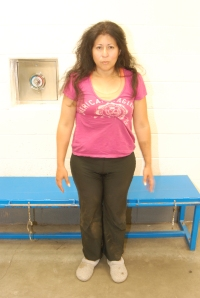 Carmen Montelongo is shown in a photo distributed by the San Bernardino County District Attorney's Office on Sept. 29, 2014.