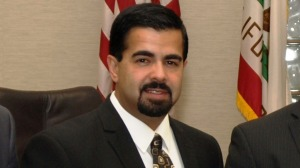 Mayor Daniel Crespo appears in an undated photo posted on the city's website.