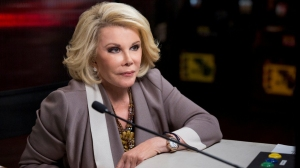 "Joan Rivers appears on TBS game show 'Deal with It."" (Credit: Turner Entertainment/CNN)"