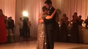 A YouTube video posted Sept. 6 2014, shows Mary Ann Manning and her son Ryan Manning dancing at his wedding three days before she died.