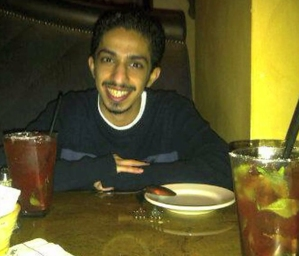 Abdullah Abdullatif Alkadi is shown in a photo posted to his Facebook page in 2012.