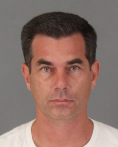 Murrieta Mayor Alan William Long is shown in a booking photo released by Murrieta  PD on Oct. 17, 2014.
