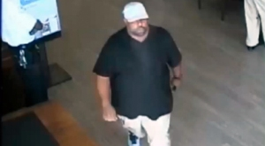 Man Sought in at least one attack on woman leaving bank in South L.A. (Credit: LAPD)