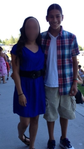 Jaylen Fryberg is shown in a photo posted to his Facebook page on June 28, 2014.