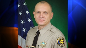 Deputy Eugene Kostiuchenko was fatally struck by a suspected DUI driver on Tuesday, Oct. 28, 2014. (Credit: Ventura County Sheriff's Office)