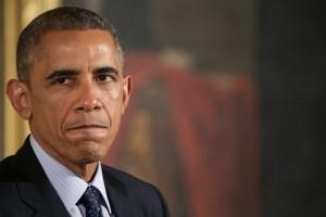 U.S. President Barack Obama delivers remarks in the East Room of the White House Nov. 20, 2014. (Credit: Chip Somodevilla/Getty Images)