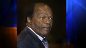 Former Washington, DC, mayor Marion Barry is seen in a 2007 photo. (Credit: PAUL J. RICHARDS/AFP/Getty Images)