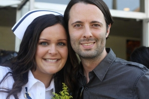Ashley and Chris Picco are shown in a photo posted to youcaring.com.