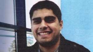 Participants of a Nov. 15, 2014, rally in Van Nuys provided this photo of Josue Fuentes, a 22-year-old who was shot and killed by police officers the week prior.