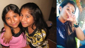 Facebook and friends provided these pictures of Andrea Gonzalez (right) and twins Lexi Perez Huerta and Lexandra Perez Huerta were killed by a hit-and-run driver while trick-or-treating in Santa Ana on Oct. 31, 2014.